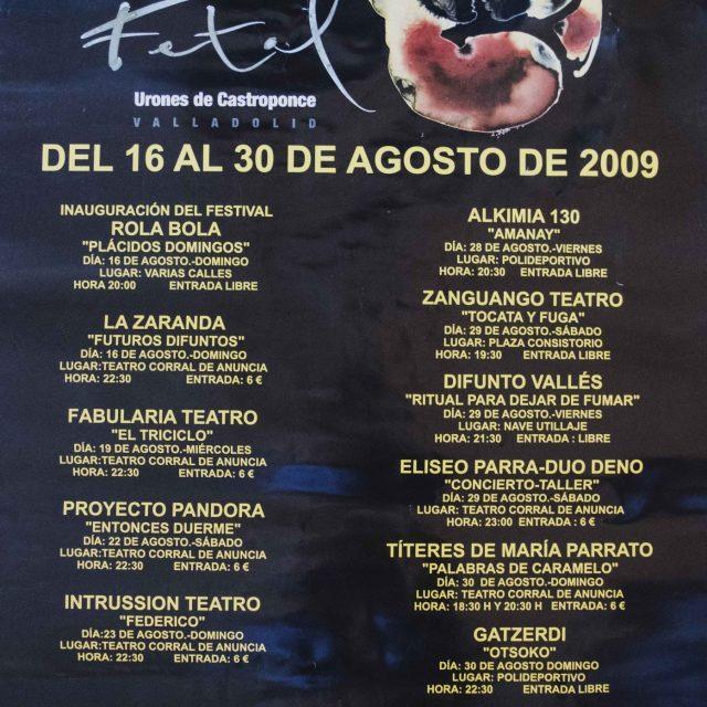 FETAL 2009